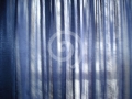 Blue curtain/Modrá záclona (2010)