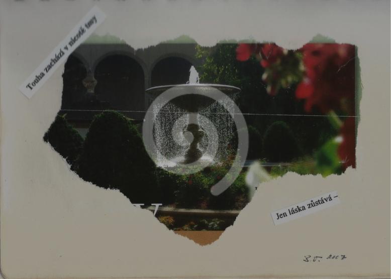 Desire Disappears/Touha zachází (2007)
