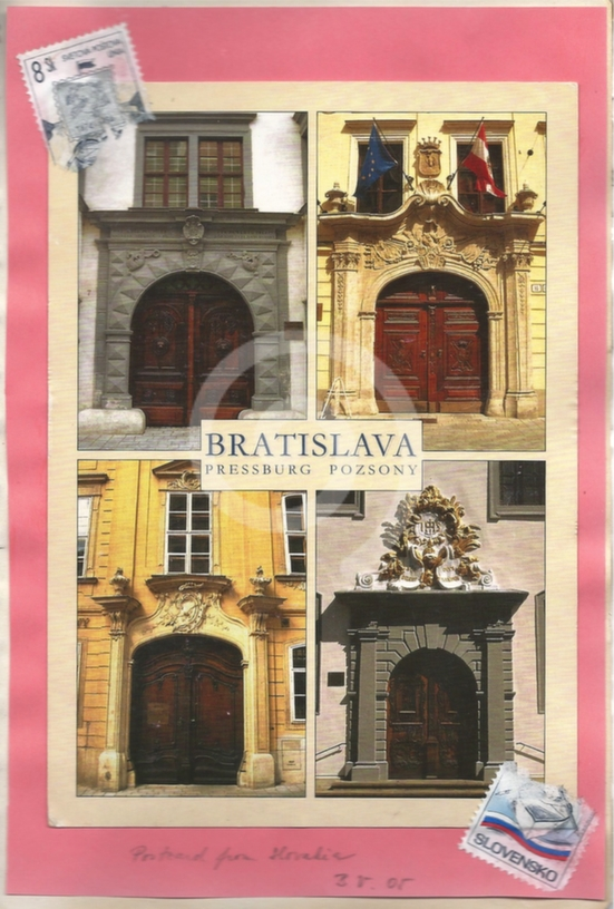 Postcard from Slovakia/Pohled ze Slovenska (2005)