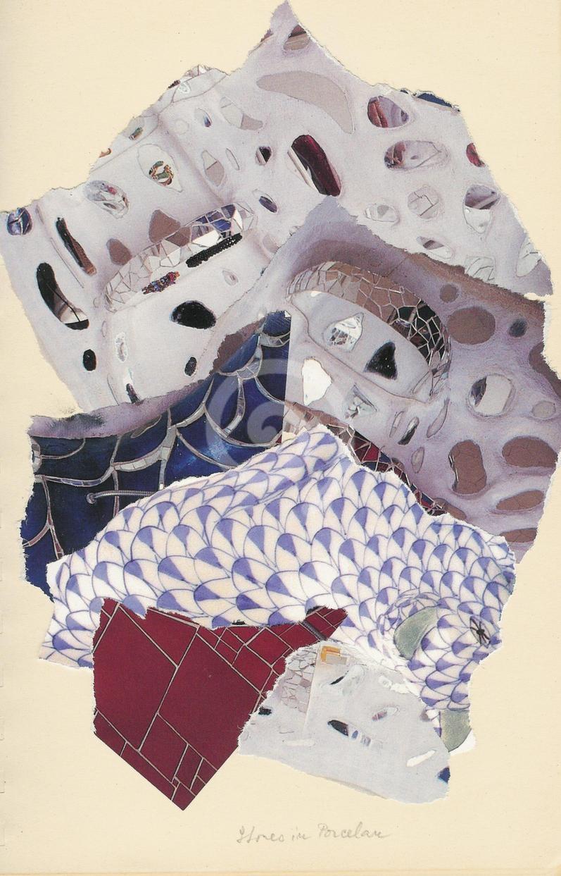 Stones in porcelan/Kameny v porcelánu (2004)